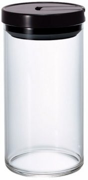 Hario Coffee Canister 300 glasbehållare 1 l