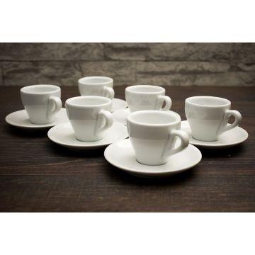 IPA Genova espressokopp, 6 st