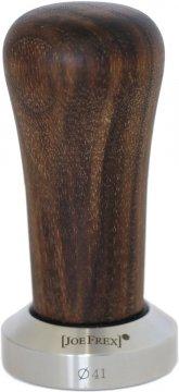 JoeFrex tamper 41 mm med trähandtag