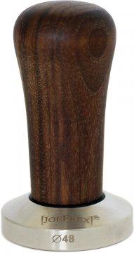JoeFrex tamper 48 mm med trähandtag