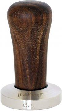 JoeFrex tamper 51 mm med trähandtag
