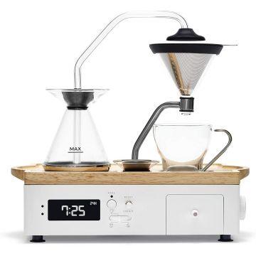 Joy Resolve Barisieur Coffee & Tea Alarm Clock, vit