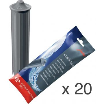 Jura Claris Smart vattenfilter 20 st.