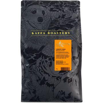Kaffa Roastery Lempeä Voima 1 kg kaffebönor