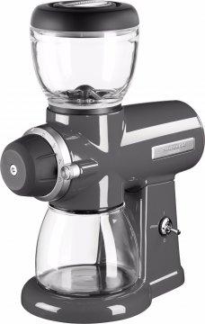 KitchenAid Artisan 702EMS kaffekvarn, metallgrå