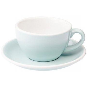 Loveramics Egg River Blue lattekopp 300 ml