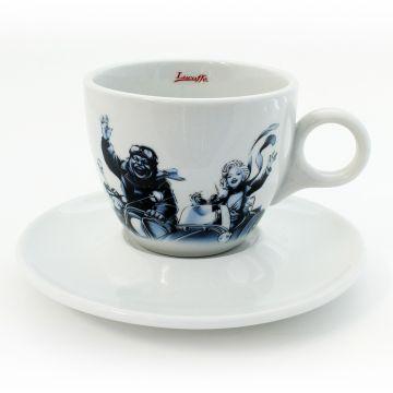Lucaffé Blucaffé cappuccinokopp