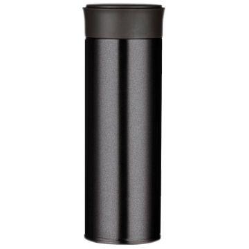 Magisso Visibility termosflaska med reflekterande yta, svart