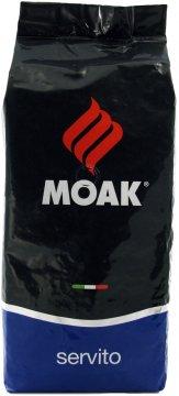 Moak Servito 1 kg kaffebönor
