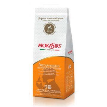 MokaSirs Decaffeinato koffeinfritt 180 g malet kaffe