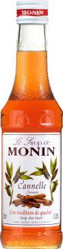 Monin Cinnamon smaksirap 250 ml
