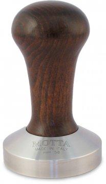 Motta tamper 58 mm med trähandtag