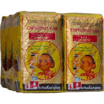 Passalacqua Cremador grossistförpackning 6 kg kaffebönor