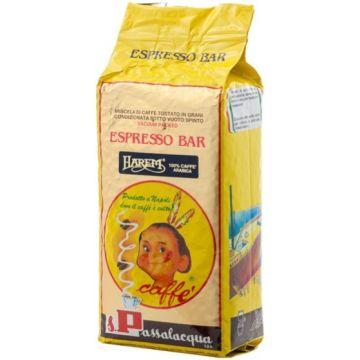 Passalacqua Harem 1 kg kaffebönor