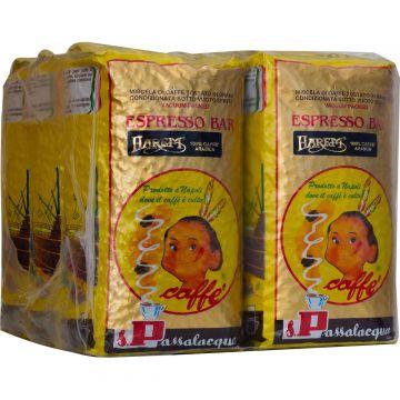 Passalacqua Harem grossistförpackning 6 kg kaffebönor