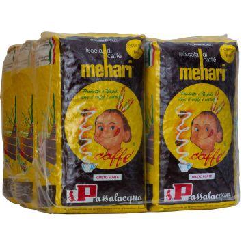 Passalacqua Mehari grossistförpackning 6 kg kaffebönor