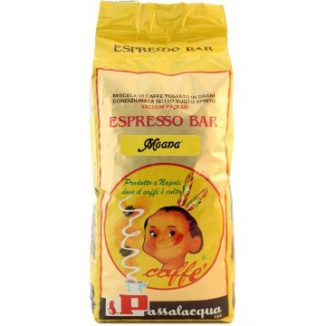 Passalacqua Moana 1 kg kaffebönor