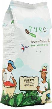 Puro Fuerte 1 kg kaffebönor