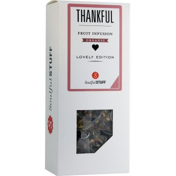 Soulful Stuff Thankful fruktinfusion, 15 tepåsar