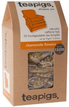 Teapigs Chamomile Flowers 50 tepåsar