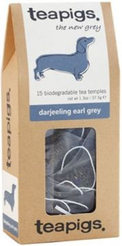 Teapigs Darjeeling Earl Grey 15 tepåsar