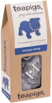 Teapigs Earl Grey Strong 15 tepåsar