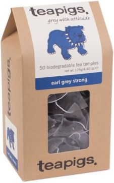 Teapigs Earl Grey Strong 50 tepåsar