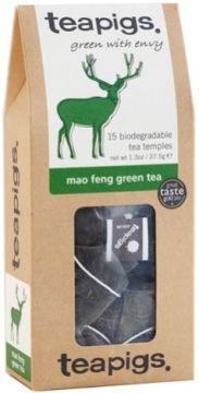 Teapigs Mao Feng Green Tea 15 tepåsar
