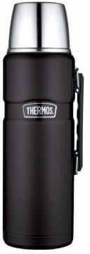 Thermos Stainless King termosflaska 2000 ml, Matte Black