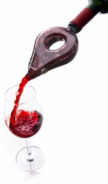 Vacu Vin vinluftare