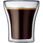 Bodum Assam dubbelväggade glas 200 ml, 2 st.