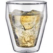Bodum Titlis dubbelglas 2,5 dl, 2 st.