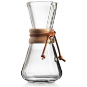 Chemex CM-1 kaffebryggare munblåst 3 koppar