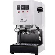Gaggia New Classic espressomaskin, Polar White
