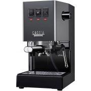 Gaggia New Classic espressomaskin, Industrial Grey
