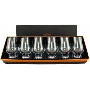 Glencairn Glass whiskyglas presentförpackning 6 st.