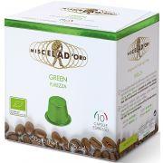 Miscela d'Oro Espresso Green Nespresso-kompatibel kaffekapsel 10 st