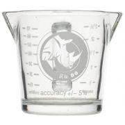 Rhinowares Double Shot Glass with Handle 70 ml
