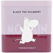 Teministeriet Moomin Black Tea Mulberry löste te 100 g