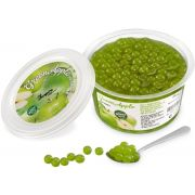 TIFC Boba Bubble Tea bubbelte-pärlor, Green Apple 450 g
