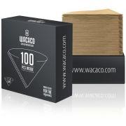 Wacaco Cuppamoka Paper Filters, 100 st